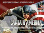 machines à sous Captain America Playtech