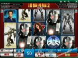 machines à sous Iron Man 2 Playtech