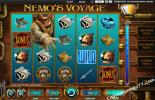 machines à sous Nemo's Voyage William Hill Interactive