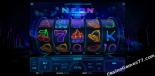 machines à sous Neon Reels iSoftBet