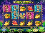 machines à sous Samba Carnival Play'nGo