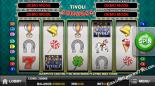 machines à sous Tivoli Bonanza Play'nGo